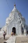 Hsinbyume Pagoda szczyt świątyni