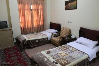 Iran - hotel esfahan