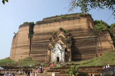 Mingun Pagoda Birma