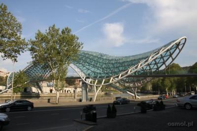 Most Podpaska w Tbilisi