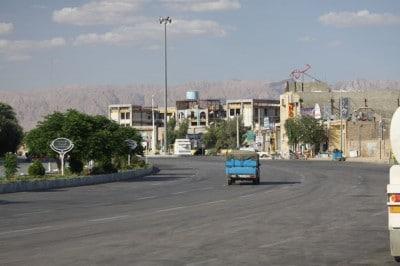 Tabas w Iranie