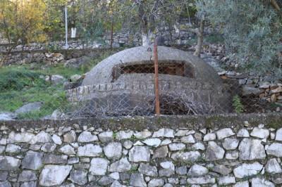 Bunkier w ogródku? Takie rzeczy tylko w Albanii