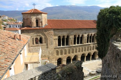 Cerkiew sw Zofii w Ochrydzie