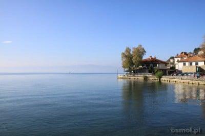Jezioro Ochrydzkie w Ochrydzie