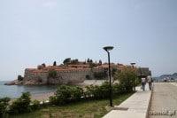 Czarnogóra. Wyspa Święty Stefan