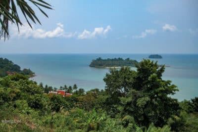 Morze koło Koh Chang