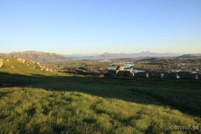 panorama Szkodry