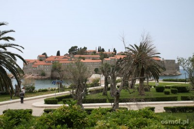 Sveti Stefan to wielki hotel dla najbardziej bogatych