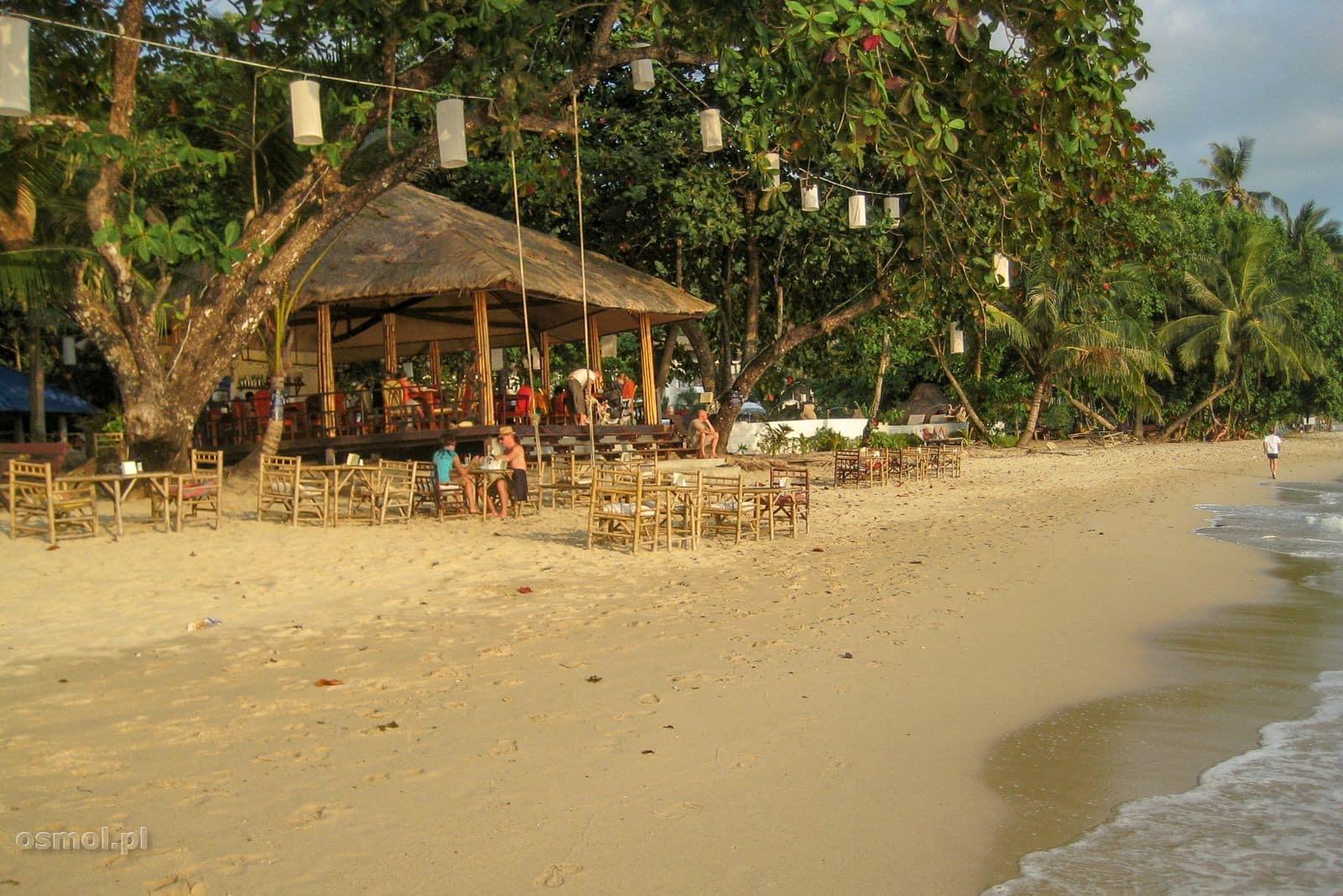Knajpka na jednaj z plaż na Koh Chang