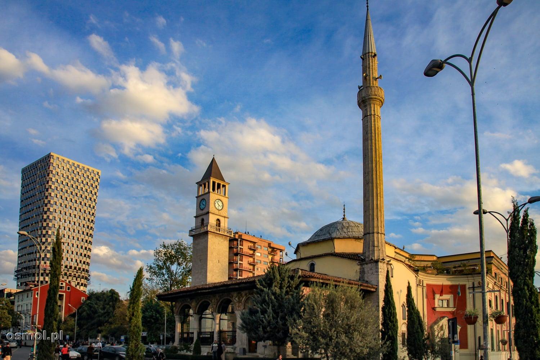 Meczet Ethem Beya w Tiranie
