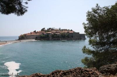 Czarnogóra Sveti Stefan