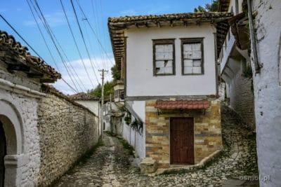 Dom w Beracie Albania