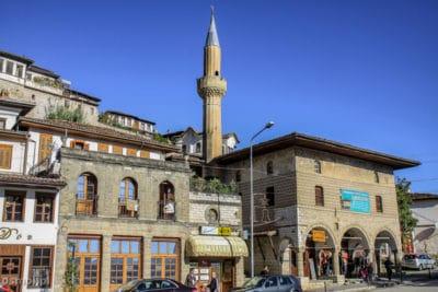 Meczet Kawalerów w Beracie