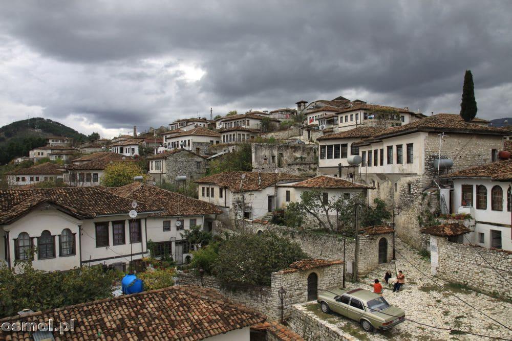 Berat Albania - Stara część miasta