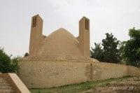 Cysterna na wode z chłodzeniem - Meybod Iran