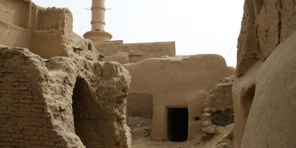 Kharanaq w Iranie