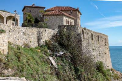 Stare miasto w Ulcinju