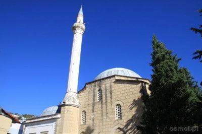 """Nazwa """"ołowiany"""" pochodzi rzecz jasna od ołowianej kopuły meczetu"""