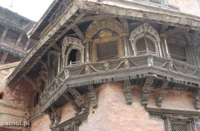 Pałac w Katmandu
