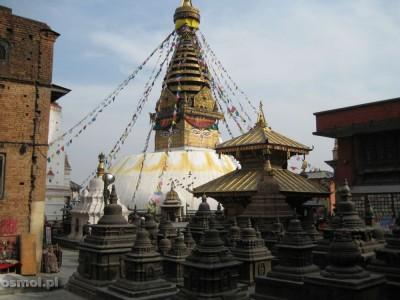 Swayambhunath Nepal Katmandu