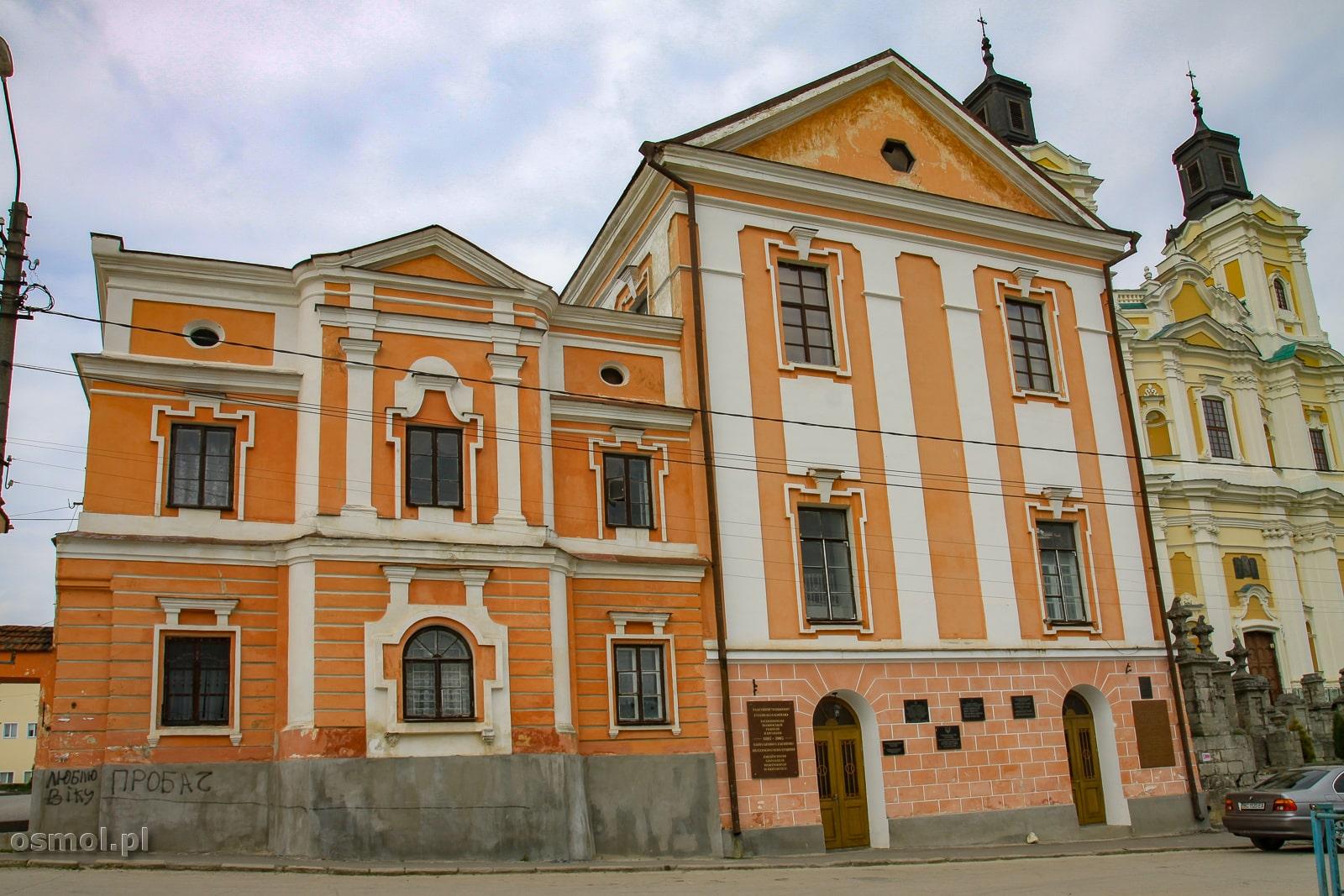 Budynek Gimnazjum Wołyńskiego