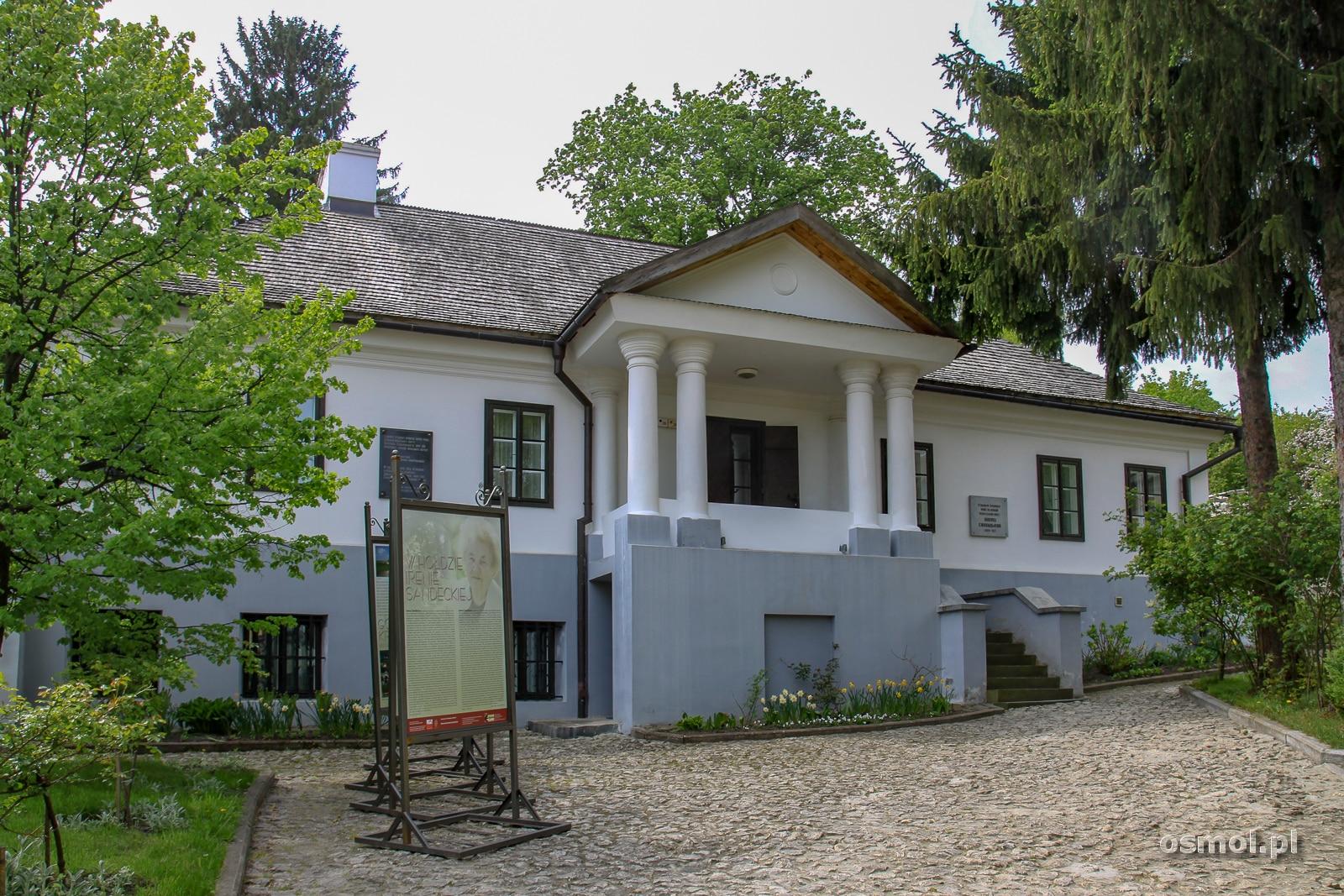 Dworek Słowackiego w Krzemieńcu
