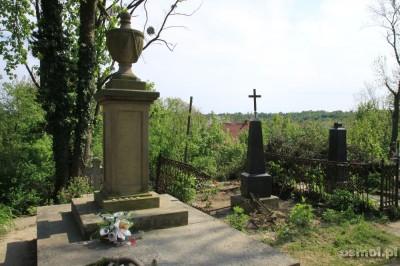 Cmentarz Tunicki na którym leży matka Juliusza Słowackiego