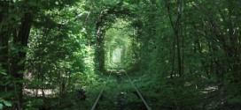 Tunel Kochania. Klewań Ukraina