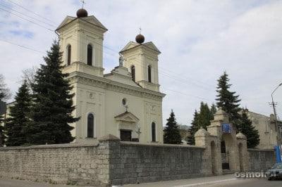 Krzemieniec kościół sw. Stanisława