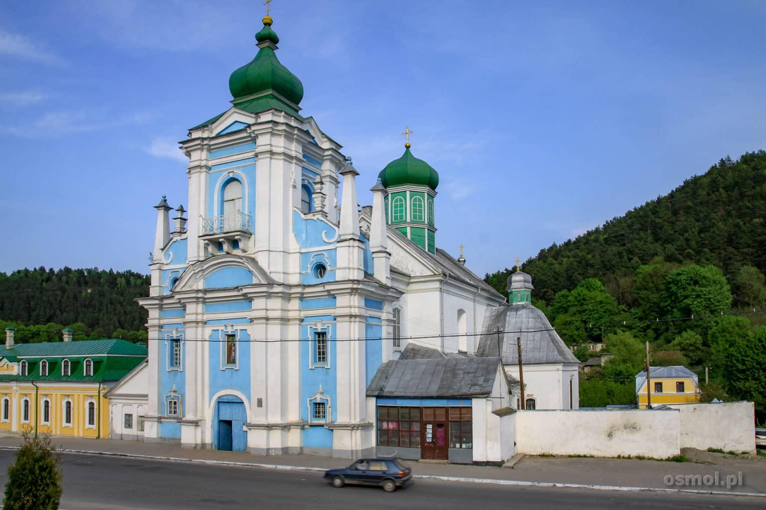 Sobór św Mikołaja w Krzemieńcu