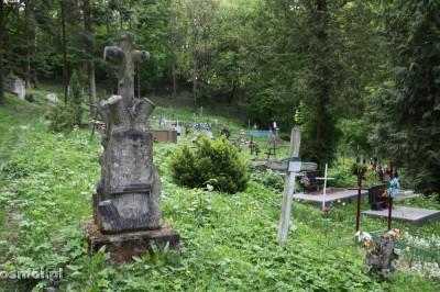 Polski cmentarz w Krzemieńcu na Urainie