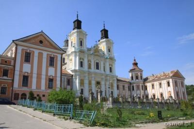 Dawne liceum Wołyńskie i kościół Jezuitów