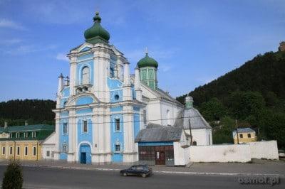 Sobór św. Michała niegdyś świątynia katolicka, dziś prawosławna