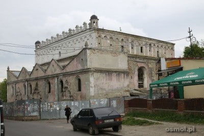 Żółkiew synagoga