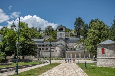 Klasztor w Cetyni