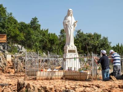 Medjugorie - miejsce objawień Matki Boskiej