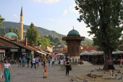 Sarajewo studnia sebilj