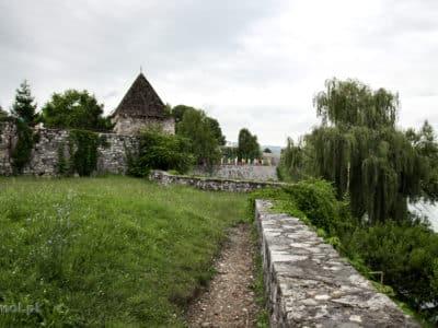 Twierdza w Banja Luce, a raczej pozostałości po tym, co z niej zostało. Nie robi piorunującego wrażenia, ale ostatnio została poddana gruntownej renowacji.