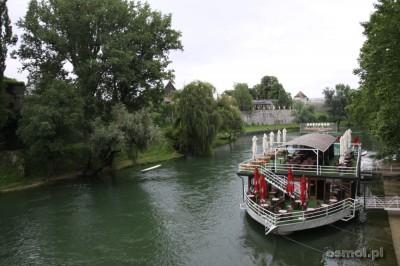 Banja Luka barka na rzece Vrbas
