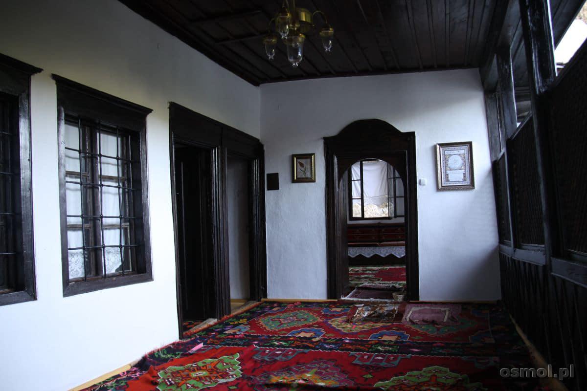 Blagaj. Wnętrze klasztoru derwiszów