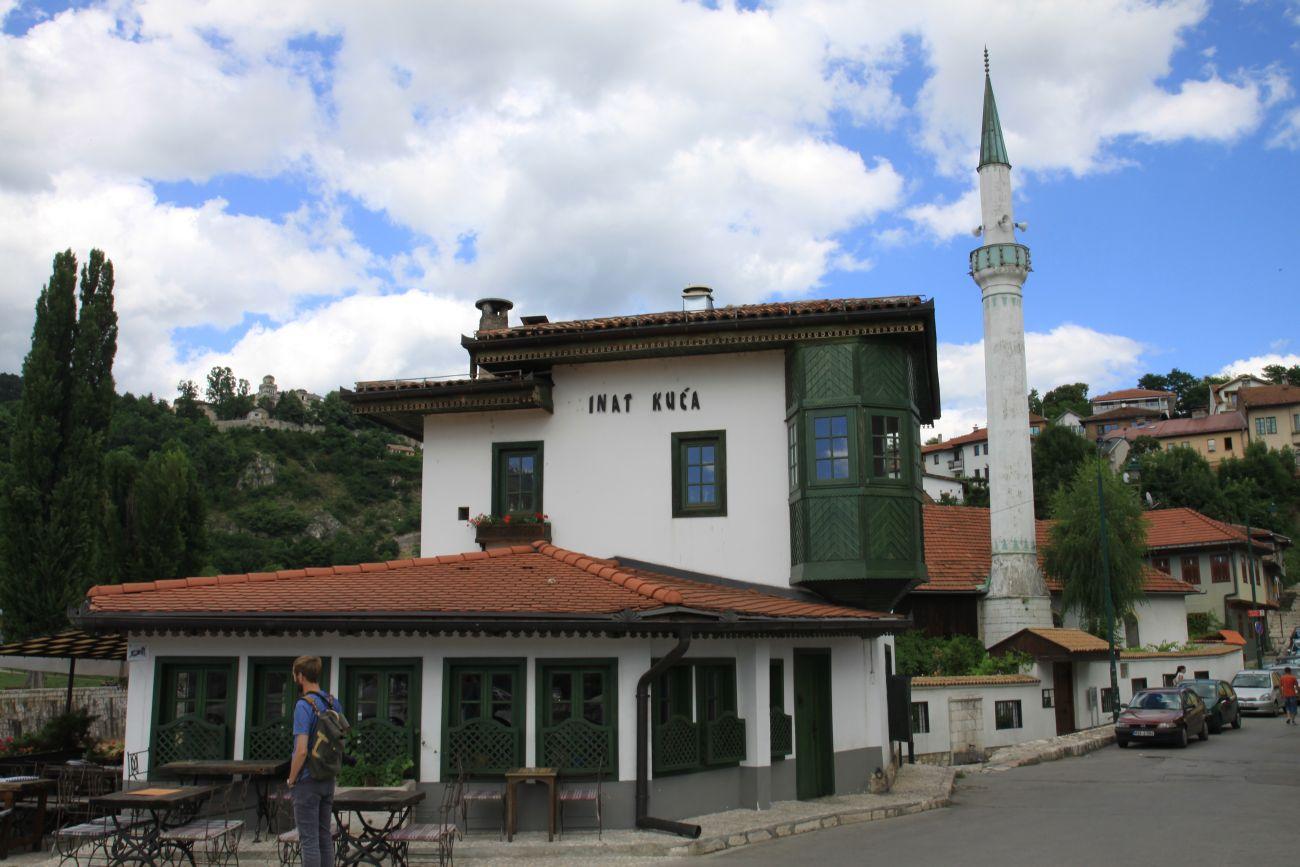Dom Inat Kuca Sarajewo Bośnia