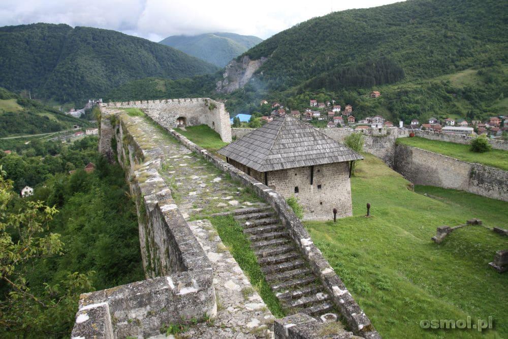 Zamek w Jajcach
