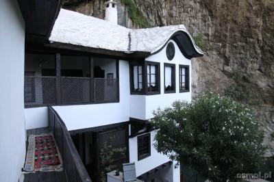 Klasztor derwiszów w Blagaju. Bośnia i Hercegowina