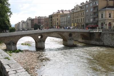 Most na którym zastrzelono arcyksięcia Ferdynanda