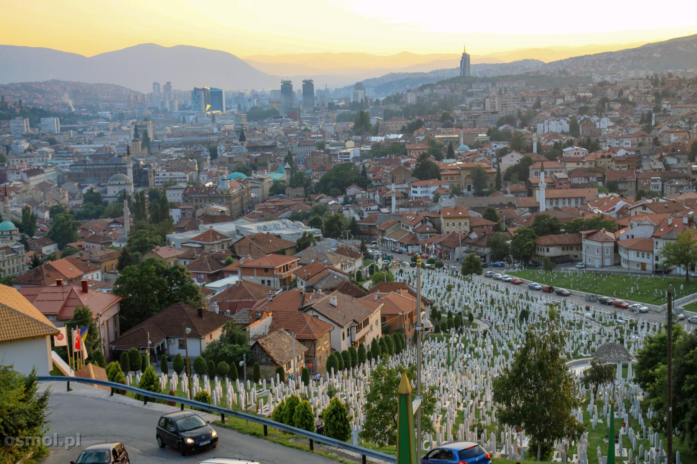 Panorama Sarajewa