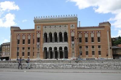 Biblioteka w Sarajewie