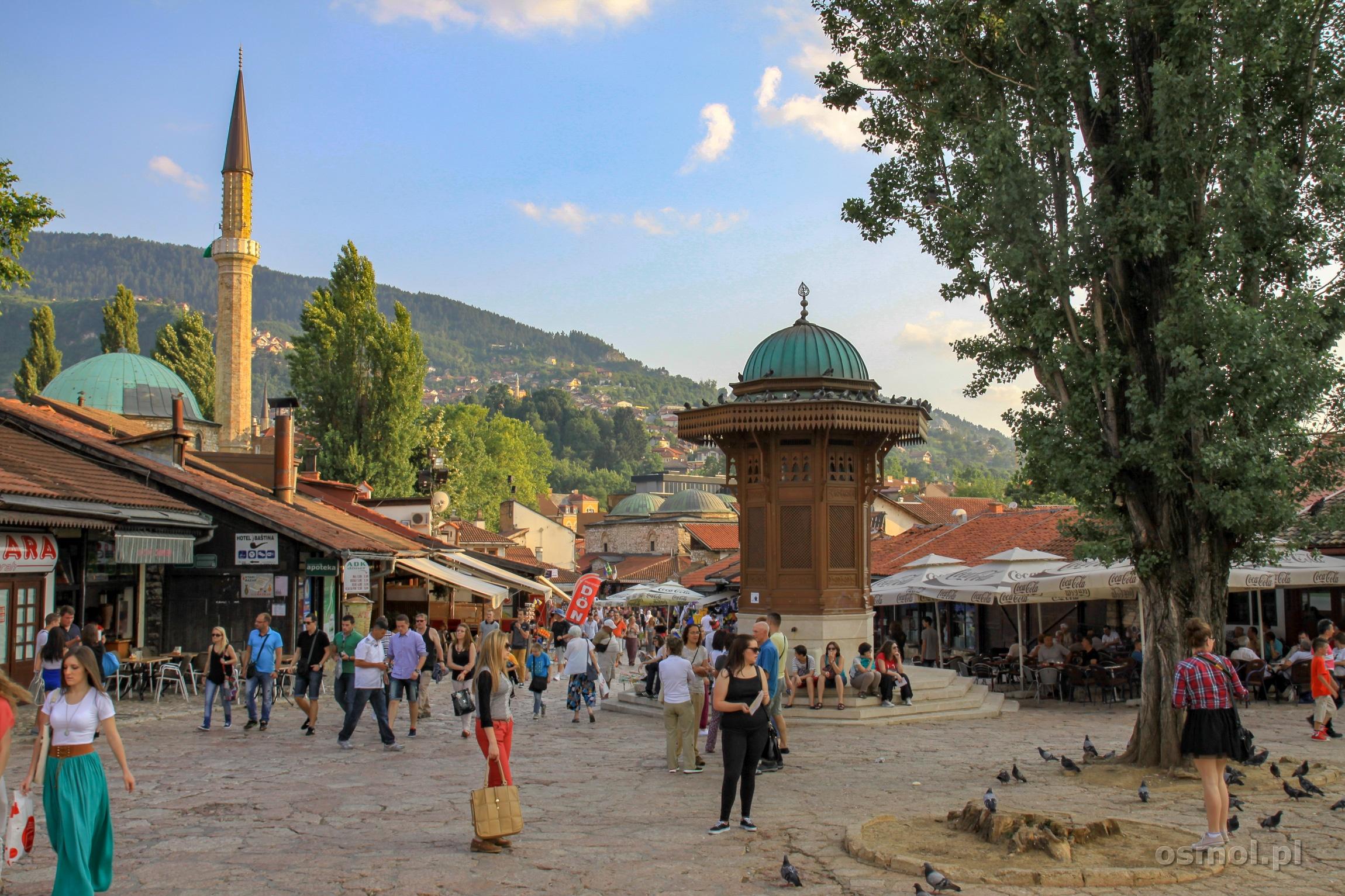 Sebilj czyli studnia w Sarajewie
