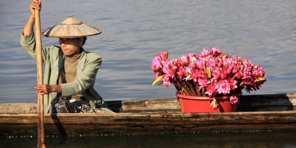 Inle Lake Birma