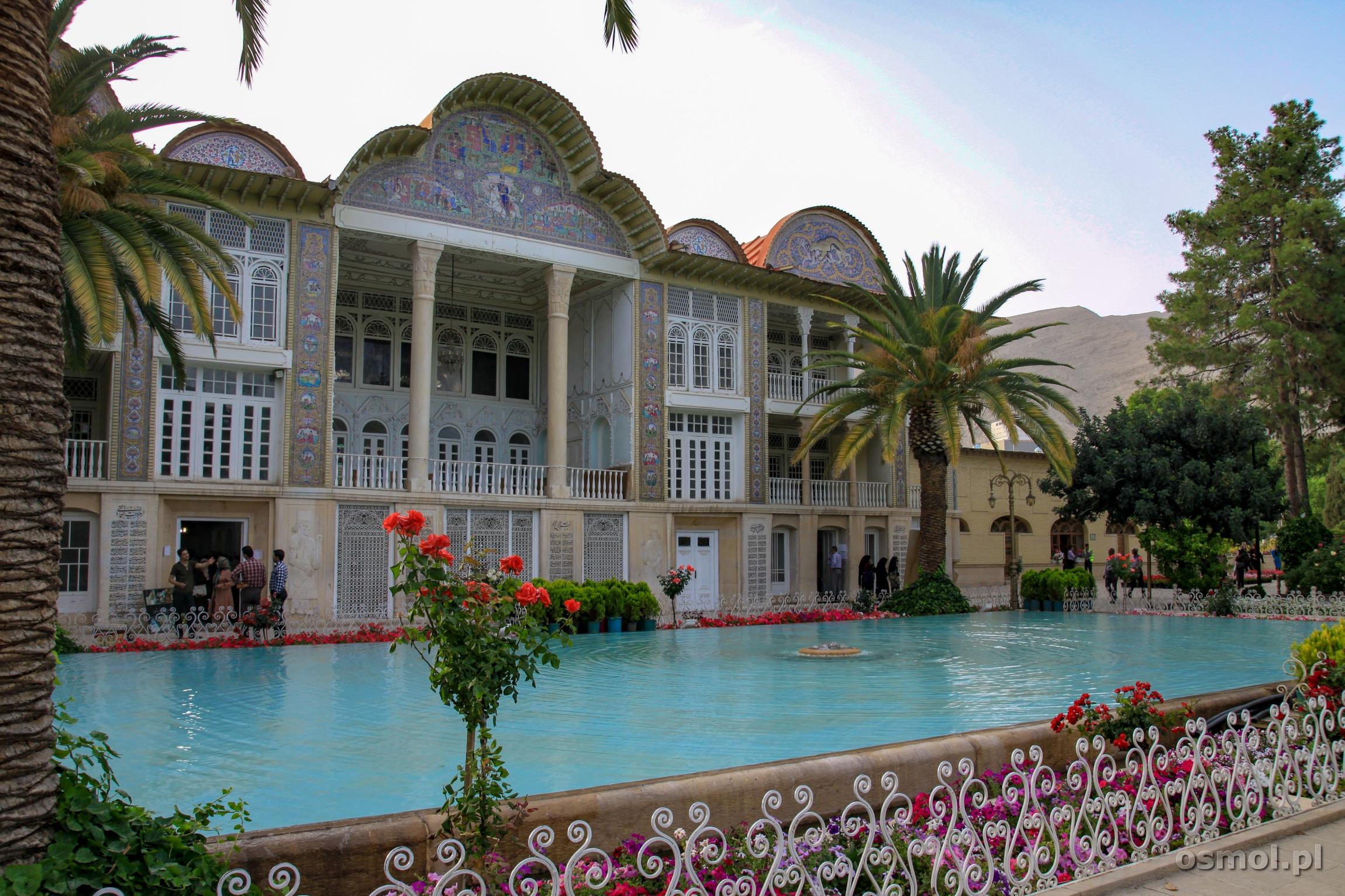 Park Bagh e Eram w Shiraz