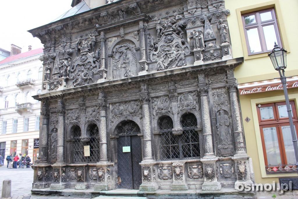 Kaplica Boimow we Lwowie
